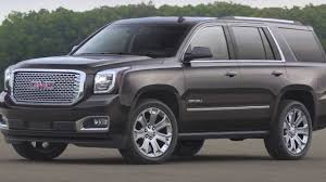 A LOOK INSIDE: 2015 GMC Yukon Denali - YouTube