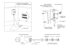 troubleshooting a photocell does not turn the lights on off appendix upsi ipc l drawing and install detail