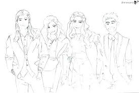 Free Printable Disney Descendants Coloring Pages And 2 Home