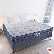 beautyrest recharge box spring. Simmons Beautyrest Recharge Deluxe Mattress \u0026 Boxspring Box Spring