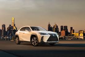 Hey There, 2019 Lexus UX Crossover, Haven't We Met? | News | Cars.com