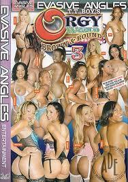 Round 3 crazy orgy
