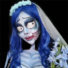 skeleton bride makeup ideas saubhaya