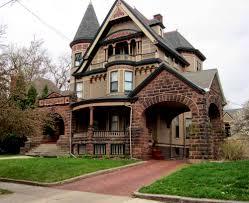 small victorian house plans hillside