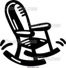 rocking chair clipart. rocking chair clipart k