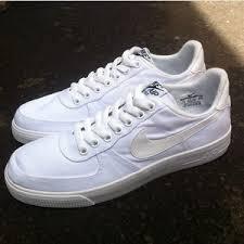 nike air force 1 white. Nike Air Force One Full White Original Made In Indonesia 1