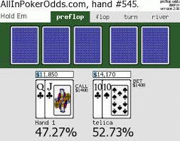 Poker Odds Calculator Omaha Omaha Hi Lo Texas Hold Em