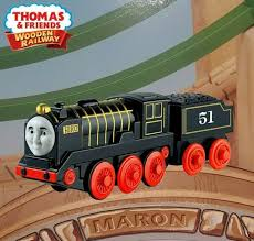 thomas and friends wooden railway battery operated hiro train y4108 for