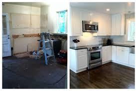Kitchen Improvement Decoration Diy Kitchen Remodel Diy Networks Sweat Equity Log Home