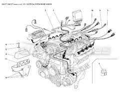maserati gt order online eurospares maserati 3200 gt electrical engine harness diagram
