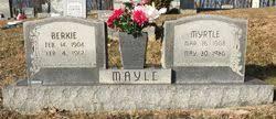 Myrtle Norris Mayle (1908-1986) - Find A Grave Memorial
