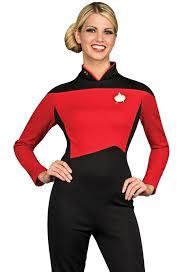 star trek next generation commander women 039 s costume