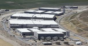 President Obama's Utah Data Center - I'll bet you could store some data there!