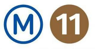 Image result for ligne 11