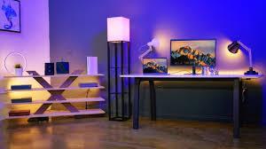 impressive office desk setup. Impressive Office Desk Setup