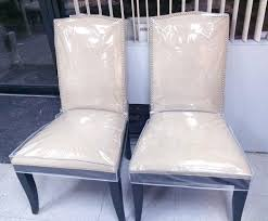 chair seat covers chair cover leather stretchable dining chair seat covers waterproof ceremony