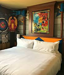knights and dragon room at legoland castle hotel in carlsbad