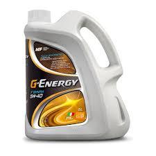 <b>Масло моторное G</b>-<b>Energy F</b> Synth 5W-40 5 литров, купить по ...