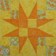 54-40 or Fight Quilt Block Tutorial & Your 54-40 or Fight quilt block is finished Adamdwight.com