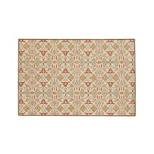 navajo rug designs for kids lesson crate and barrel delphine orange wool 6x9 rug reviews crate
