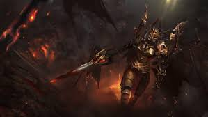 warrior hell fantasy art dota dota 2 video games wallpapers