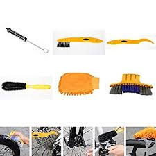 Fbest 6pcs/lot <b>Bicycle Chain Cleaner Cycling</b> Tire Brushes <b>Portable</b> ...