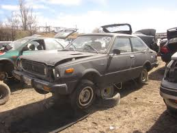 Junkyard Find: 1975 Toyota Corolla - The Truth About Cars