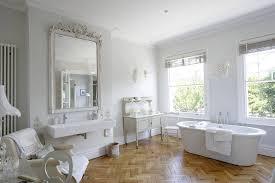 Modern Shabby Chic Bathroom