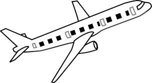 Airplane Drawing Airplane Drawing Clipart