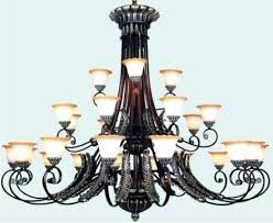 large iron chandelier fabulous lighting chandeliers design rod wrought savannah large iron chandelier