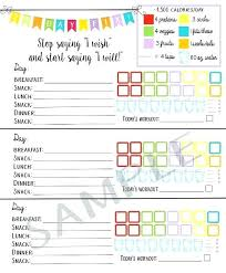 Workout Spreadsheet Template Weight Fitness Excel Work Out Plan