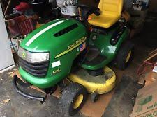 2005 John Deere L118 riding lawn mower   Item K2994   SOLD in addition Installation  Repair and Replacement of John Deere Tractor 100 as well STARTER MOTOR FITS JOHN DEERE TRACTOR 111 111H L118 L120 WITH FREE also John Deere L118 Lawn Tractor Parts throughout John Deere L118 also John Deere Mower Blown Engine   YouTube furthermore John Deere Lawn and Garden Equipment additionally How To Replace A Fuel Pump On John Deere L100   YouTube besides John deere 160 no spark fix   YouTube also Diagrams 522694  John Deere L110 Ignition Wiring diagram – How To together with John Deere L118 Lawn Tractor Reviews – Viewpoints also John Deere L118 Finished SOLD   YouTube. on john deere l118 lawn tractor engine