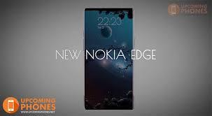 nokia edge 2017 upcoming. konsep nokia 9 edge ini terlihat lebih apik dari galaxy note 8? 2017 upcoming
