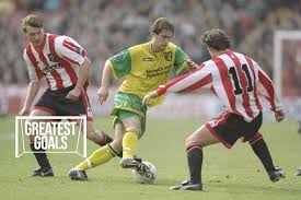 Norwich's greatest goals – the teen who took the Canaries into Europe – The  Athletic