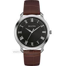 """men s bulova dress watch 96a184 watch shop comâ""""¢ mens bulova dress watch 96a184"""