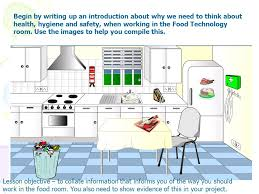 Health & Safety in the Food Technology Room This PowerPoint is a ...