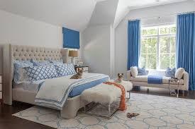 Blue and Beige Bedrooms