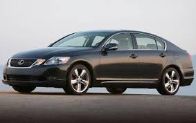 2010 Lexus GS 350 - Information and photos - ZombieDrive
