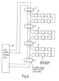 Wiring diagram apollo addressable smoke detector and for detectors auto repair home building physical connections 1680