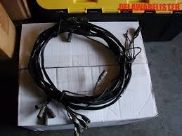 military jeep zeppy io us military truck jeep m151 a2 rear wiring harness cable nos