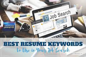 Keywords In Your Resume How To Use Them Correctly