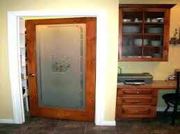 amazing home depot pantry door etched glass doors cabinet with frosted