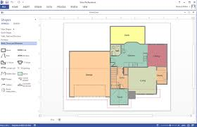 how to draw floor plans with visio