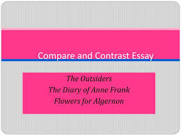 compare and contrast essay format ppt coursework how to write  compare and contrast essay format ppt