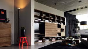 Hülsta Wohnzimmer Genial Stock Foto Von Wohnwand Modern