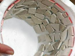 Maceteros De Concreto Con Forma De Manos  Guía De MANUALIDADESComo Hacer Un Macetero Grande De Cemento