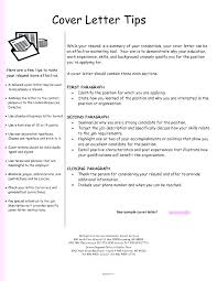 Employment Cover Letters Sample Employment Cover Letters Job