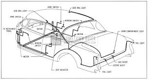 1956 buick wiring diagrams hometown buick 96 Buick LeSabre Wiring-Diagram 1956 buick body wiring circuit diagram model 76r style 4737x