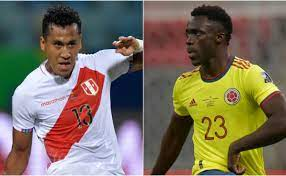 Colombia vs Peru: Date, time and TV ...