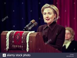 Image result for first lady speech hillary clinton